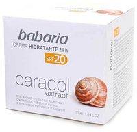 Babaria Feuchtigkeits Schneckenextrakt creme