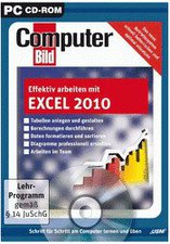 United Soft Media ComputerBild - Effektiv arbeiten mit Excel 2010 (Win) (DE)