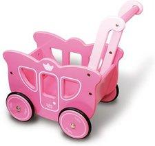 Vilac Puppenwagen Prinzessinnenkutsche