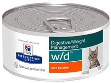 Hills Prescription Diet Feline w/d (156 g)