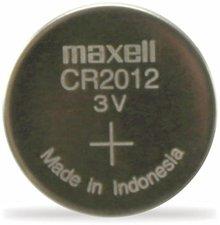 Maxell CR2012