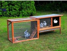 Promex Auslauf für Kaninchenstall