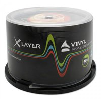 Xlayer CD-R 700MB 80min 48x 50er Spindel