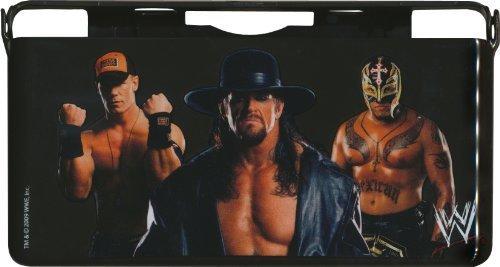 trendwerk77 NDSL Crystal Case World Wrestling Entertainment