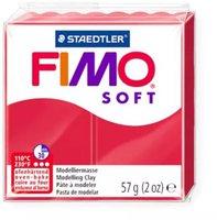 Fimo Soft kirschrot 56 g