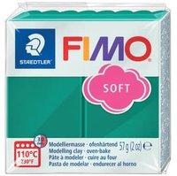 Fimo Soft Basisfarben smaragd 56g