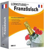 Jourist Lernstudio Französisch 3.0 (Win/Mac) (DE)
