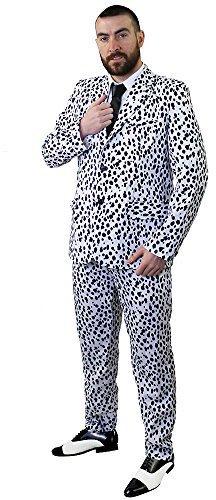 Dalmatiner Kostüm