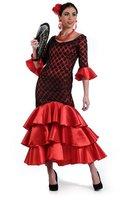 Spanierin Kostüm