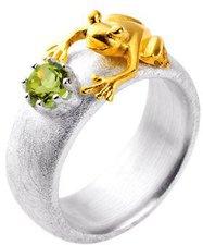 Drachenfels Froschkönig Ring (D FR 132)