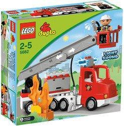 LEGO Duplo Feuerwehrwagen 5682