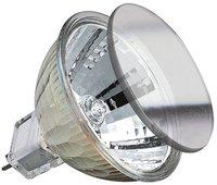 Paulmann NV Halogenreflektorlampe Halo+ 16W 51mm GU5,3 silber