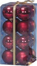 Brema Baumkugel aussen 16 Stück (rot)
