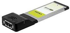 Sedna Express Card eSATA und USB 2.0 Schnittstelle