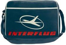 Logoshirt Interflug Schultertasche