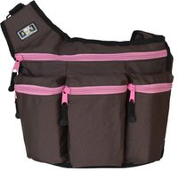 Diaper Dude Pink Zip Diva Bag