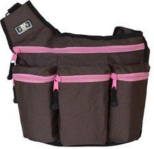 Diaper Dude Pink Zip Diva Bag