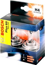 Bosch Automotive H4 Plus 60