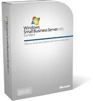 Microsoft Windows Small Business Server 2011 64Bit Clientzugriffslizenz (1 User) (EN)