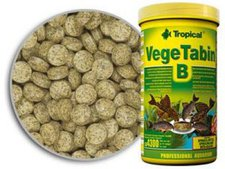 Tropical Vege Tabin B, 300 ml (820 Tabletten)