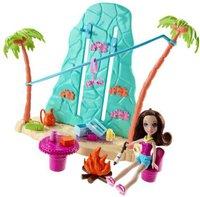 Polly Pocket Lilas Abenteuer-Insel