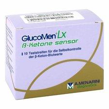 Berlin-Chemie Glucomen LX Plus Ketone Sensor Teststreifen (10 Stk.)