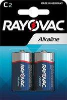 Rayovac 2x C / LR14 Maximum Alkaline