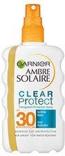 Garnier Ambre Solaire Clear Protect Transparent Body Spray SPF 30 (200 ml)