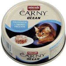 Animonda Petfood Carny Ocean Thunfisch & Meeresfrüchte (80 g)