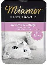 Miamor Ragout Royale Ente & Geflügel (100 g)