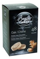 Bradley Smoker Aromabisquetten (Eiche)