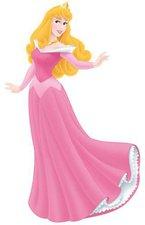 Disney Princess Aurora Wandsticker