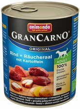 Animonda Petfood GranCarno Adult Aal & Kartoffeln (800 g)
