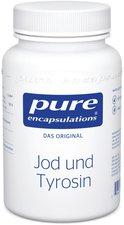 Pure Encapsulations Jod und Tyrosin Kapseln (60 Stk.)