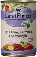 Dr. Alder's Landfleisch Pur Lamm & Kartoffeln & Wildapfel (400 g)