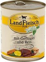 Dr. Alder's Landfleisch Pur Geflügel & Reis (800 g)