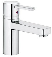 Kludi Zenta Waschtisch-Einhandmischer XL (Chrom, 382620575)