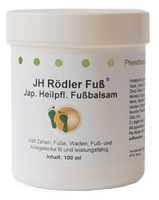 Pharma Biologica JH Rödler Fuß Fußbalsam