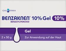 Galderma Benzaknen 10 Gel (2 x 50 g)