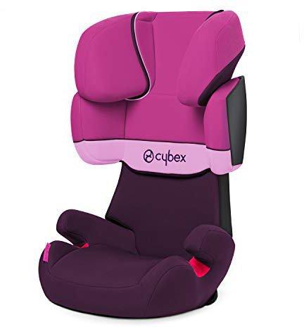 Cybex Solution X Purple