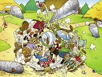 Ravensburger Asterix - Verrückte Balgerei