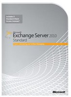 Microsoft Exchange Server 2010 64Bit (5 User) (EN)