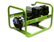 PRAMAC E 8000 (PA652SHI) Generator