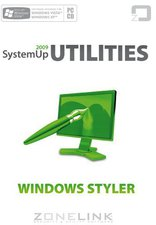 zoneLINK SystemUp Windows Styler 2009 (Win) (DE)