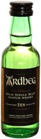 Ardbeg Ten Years Old Miniature 0,05l
