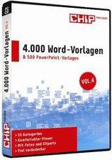 dtp 4.000 Word-Vorlagen (DE)