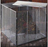 Brista Silo Komposter-Deckel 80x80 cm