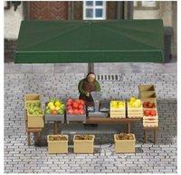 Busch Mini-Welt: Marktstand Obst & Gemüse (7706)