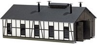 Busch Lokschuppen Schönheide (1423)