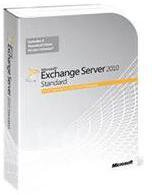 Microsoft Exchange Server 2010 Standard Open-NL Single Language (DE)